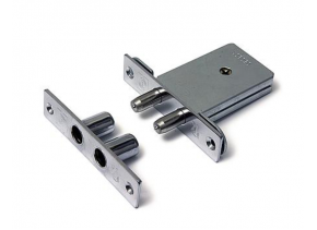 DX additional lock with cross key